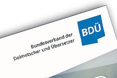 Bundesverband der Dolmetscher und Übersetzer e. V. (BDÜ)